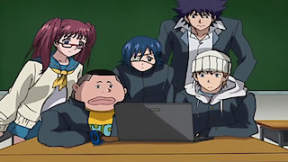 Watch Air Gear Season 1 Episode 22 - Trick 22 : The Battl... Online