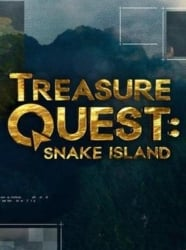 Treasure Quest Snake Island Brush With Death