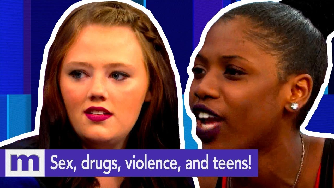 Watch Maury - Sex, drugs, and violence. My wild teen daughter needs help! | The Maury Online