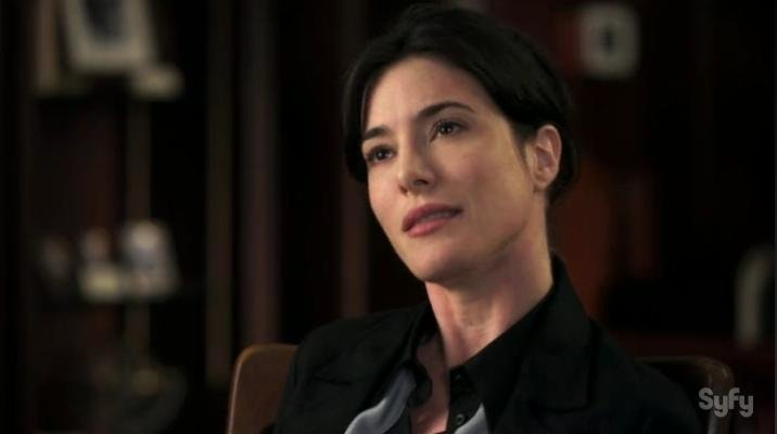 'Warehouse 13' Spin-Off Planned for SyFy with HG Wells as Protagonist