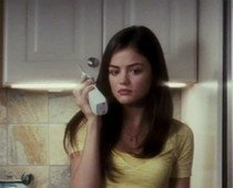 Is Lucy Hale a Pretty Little Screamer? Spoiler Alert: 'Scream 4' Opening Revealed