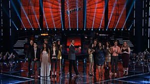 'The Voice' Season 2, Episode 13 Recap: Who from Team Adam and Team Cee Lo Went Home?