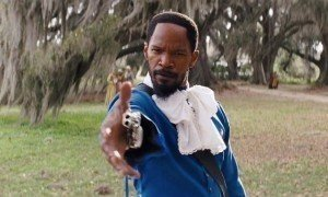'Django Unchained' Character Named 'Shaft': No Accident
