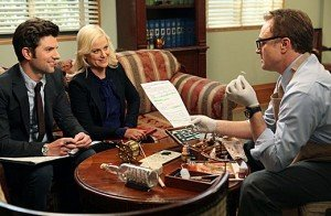 'Parks and Recreation' Season 4, Episode 19 Recap - 'Live Ammo'