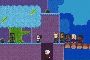 'Community' 8-Bit Game Now Actually Playable, Thanks to Fans