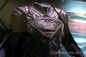 'Man of Steel': See Three Superman Costumes from the Movie