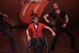 'Glee' Sneak Peek Clip: Watch a Mash-Up of 'Moves Like Jagger' and 'Jumpin Jack Flash'