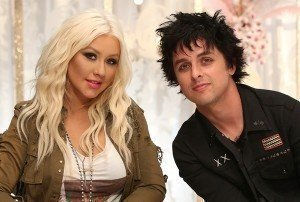 VIDEO - Christina Aguilera, Green Day's Billie Joe Armstrong Talk 'The Voice'