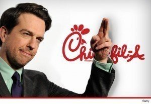 Ed Helms Takes A Stand For Gays, Against Chick-fil-A