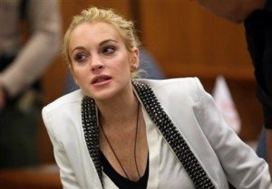 $16,000 Legal Fight For Lindsay Lohan Over Paparazzi Incident