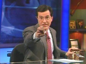 'Colbert Report' Tapings Canceled At Least Through This Week