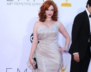 'Mad Men' Star Christina Hendricks Peeved Over Being Called 'Full-Figured'