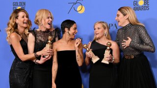 Female-Fronted Projects Prevail at Golden Globes