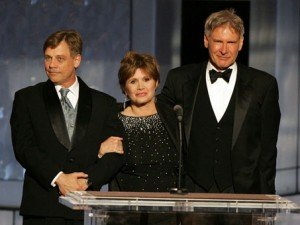 Mark Hamill, Harrison Ford, and Carrie Fisher to Return to 'Star Wars'?