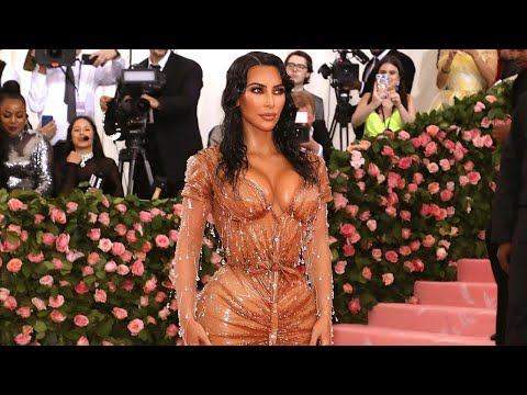 Kanye Thought Kim's Met Gala Dress Was Too Sexy