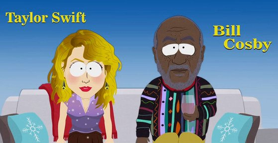 Get Ready, 'South Park' Is Going to Make Fun of Bill Cosby Tomorrow Night
