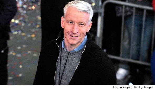 Playgirl Offers Bounty for Nude Anderson Cooper Pics; Gyllenhaal Roughs Up Photographer in Bathroom