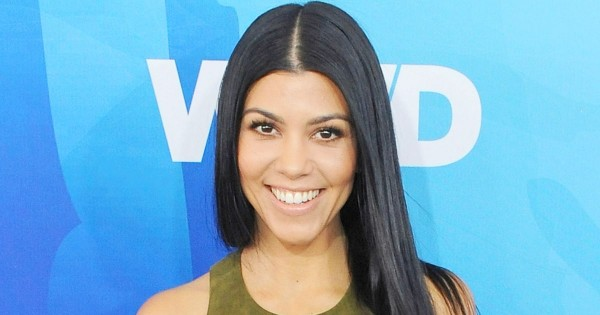 Kourtney Kardashian Is Pregnant, Too!