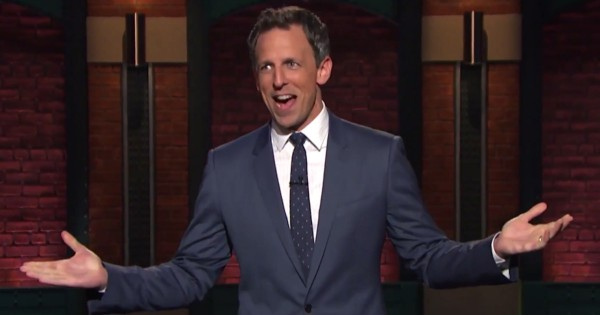 Seth Meyers' Baby Story is Hilarious, Touching