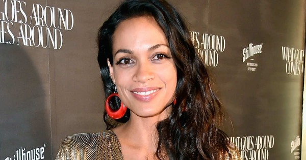 Rosario Dawson Gets Naked on Instagram for Her Birthday