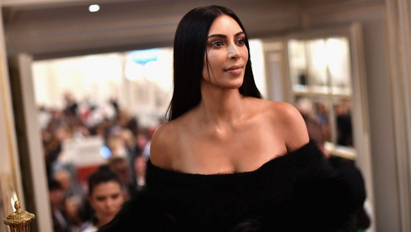 Kim K. Talks About Using a Pregnancy Surrogate