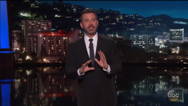 Jimmy Kimmel Keeps Going After Donald Trump