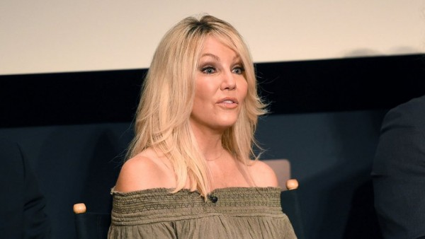 Domestic Violence Charges Against Heather Locklear Dropped