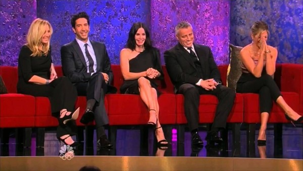 'Friends' Reunion Coming to HBO Max?