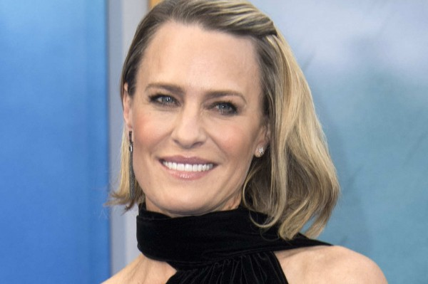 Robin Wright Says She 'Didn't Know' Kevin Spacey