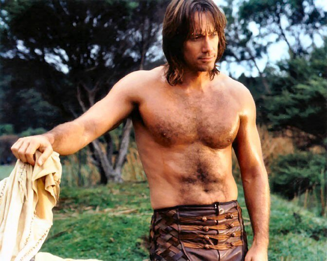 Kevin Sorbo Kept Three Strokes A Secret While Filming 'Hercules: The Legendary Journeys'
