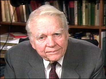 RIP Andy Rooney: '60 Minutes' Commentator Dead at 92