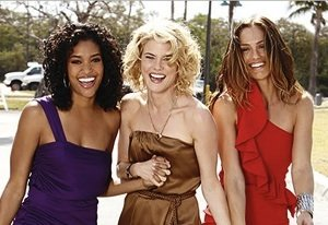 Check Out the First Photo of the New 'Charlie's Angels': Minka Kelly, Annie Ilonzeh and Rachael Taylor