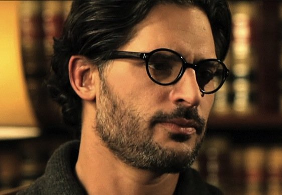 Watch Alcide from 'True Blood' in a 'Girl with the Dragon Tattoo' Parody Trailer