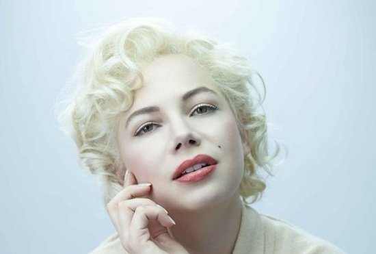 Michelle Williams as Marilyn Monroe - New Pictures