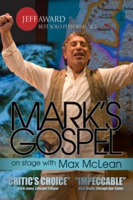Mark's Gospel - On Stage with Max McLean