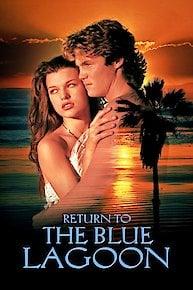 Watch Return To The Blue Lagoon Online 1991 Movie Yidio