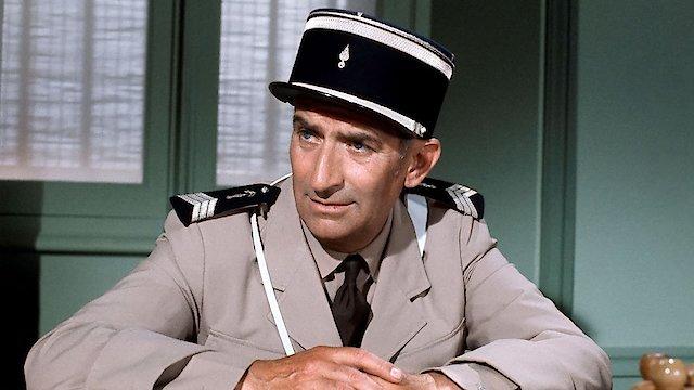 Le Gendarme De Saint Tropez Online 1964 Movie Yidio