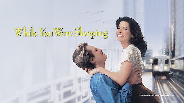 While You Were Sleeping Online 1995 Movie Yidio