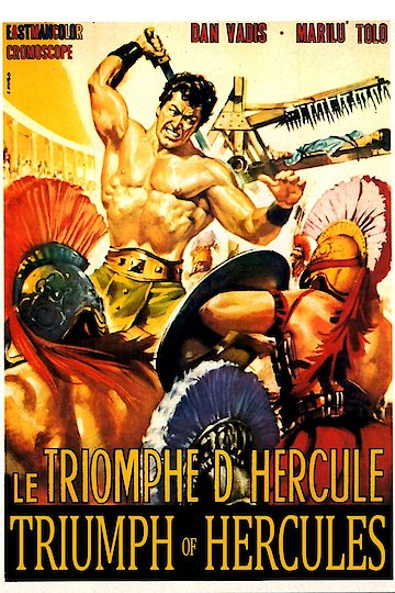 The Triumph of Hercules