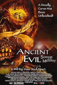 Ancient Evil: Scream of the Mummy