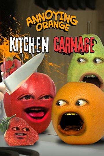 Annoying Orange Kitchen Carnage Kitchen