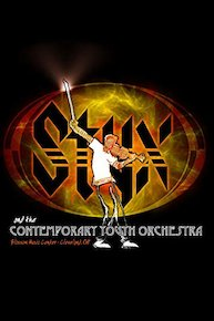 Styx and the Contemporary Youth Orchestra