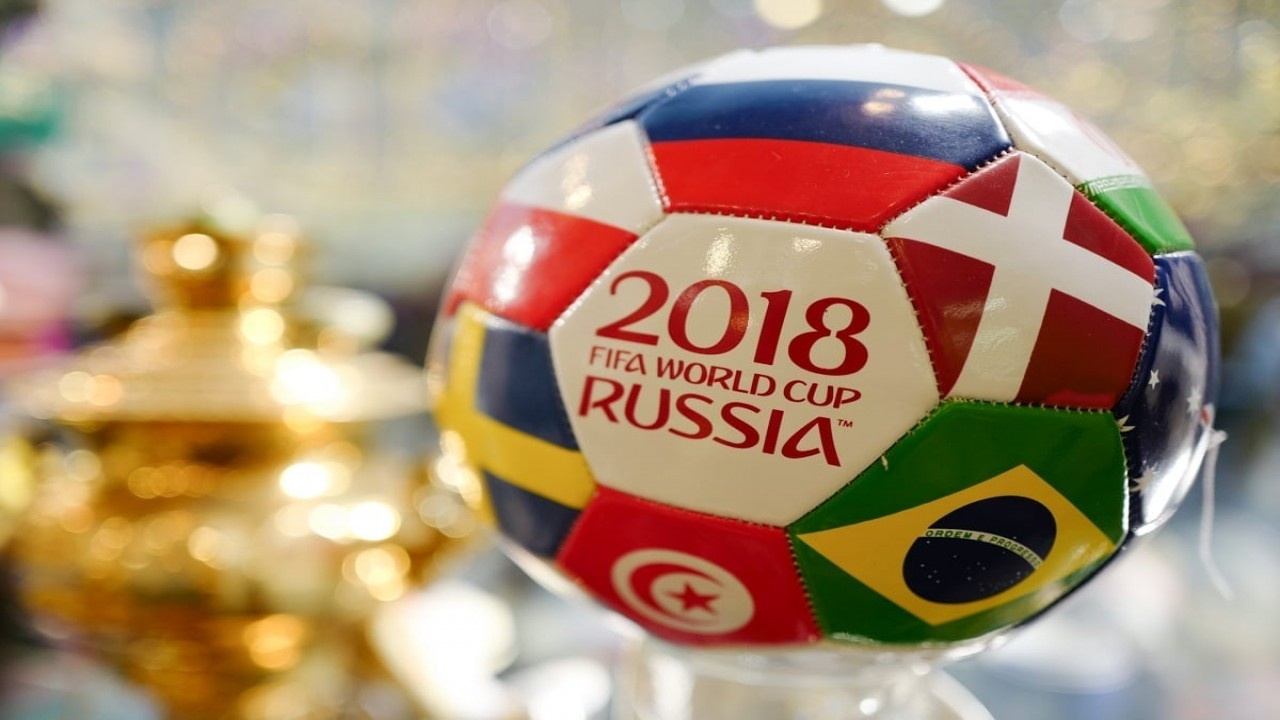 The Official Film of 2018 FIFA World Cup Russia