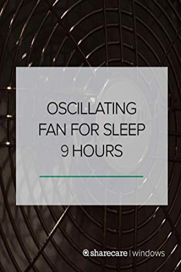 Oscillating Fan slow