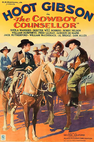 The Cowboy Counsellor
