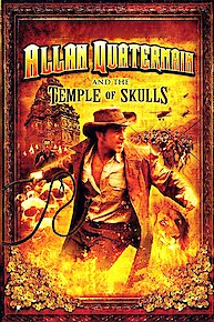 Allan Quatermain and the Temple of Skulls