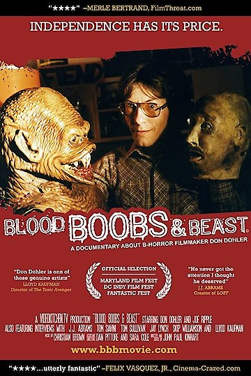 Blood, Boobs And Beast