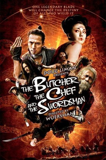 The Butcher, the Chef and the Swordsman
