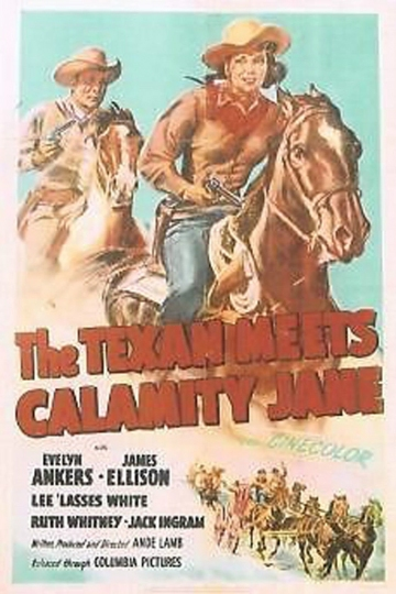 Calamity Jane and the Texan