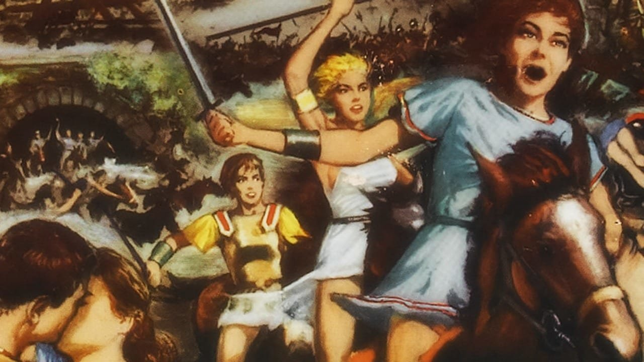 Amazons of Rome
